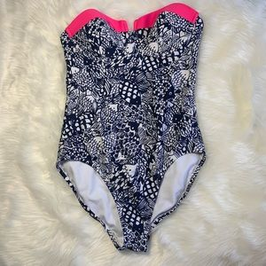 Lily Pulitzer for Target 1 Piece Bathing Suit